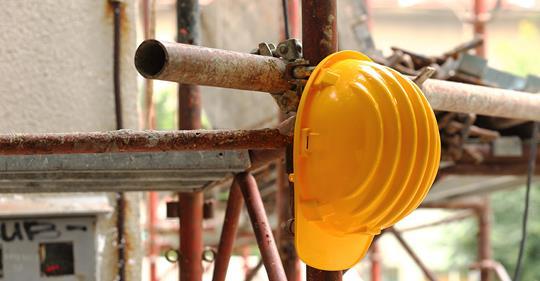 Производственные травмы - несчастные случаи на стройке