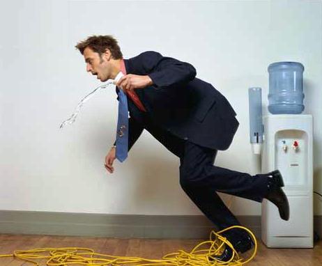 Несчастные случаи на работе