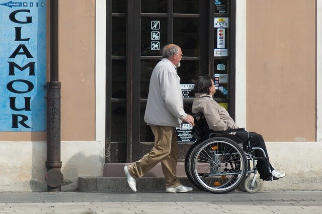 пенсия за травмы на работе