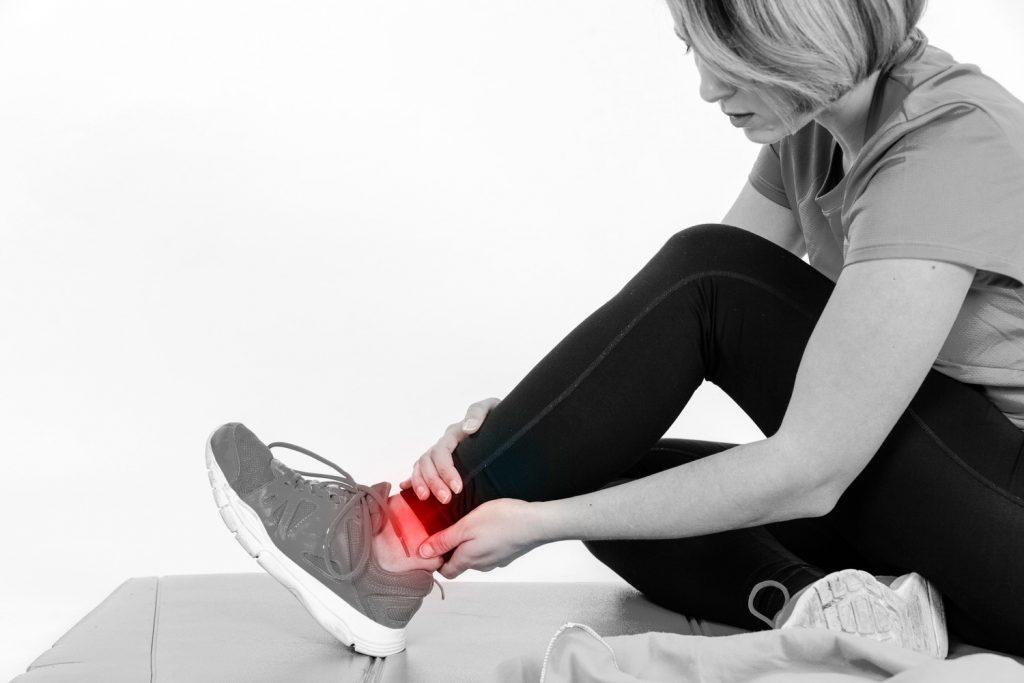 спортивные травмы