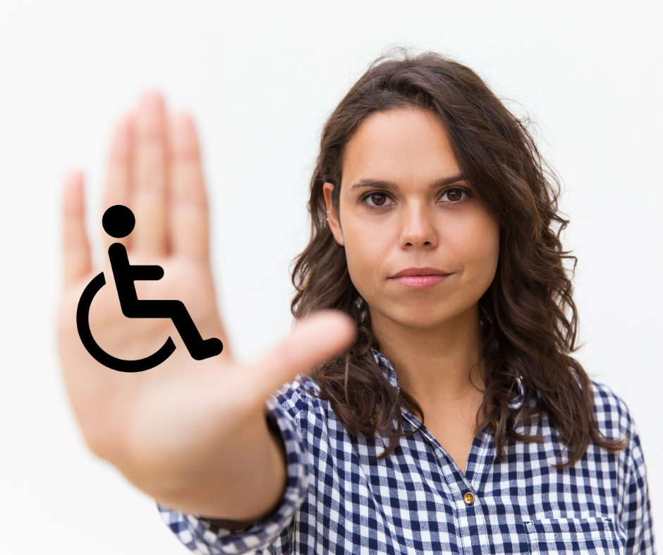 права на инвалидность