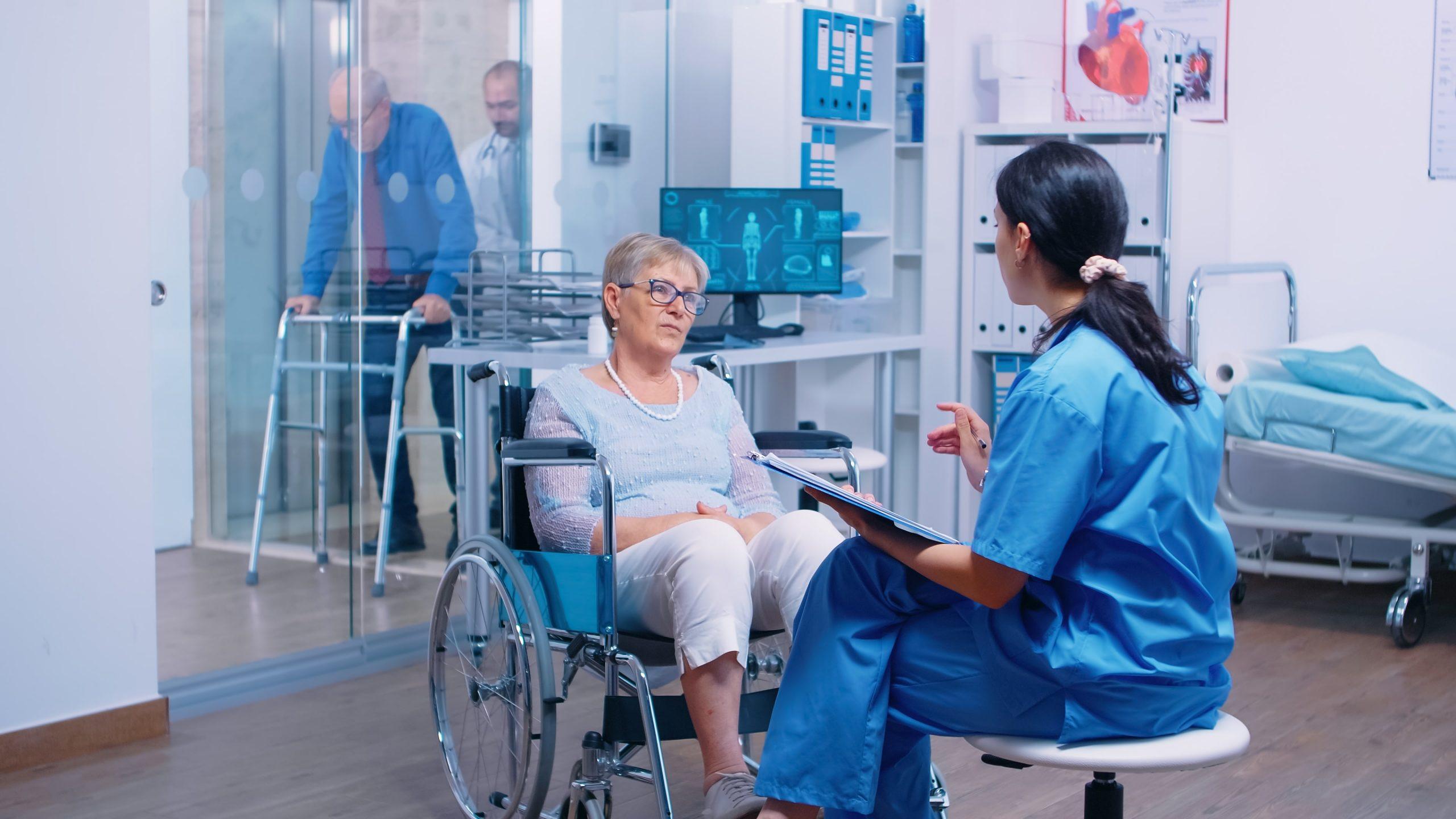 Критерии инвалидности в Израиле – кому положено пособие по инвалидности